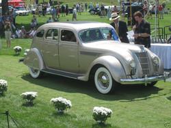 1935 Chrysler C1 sedan