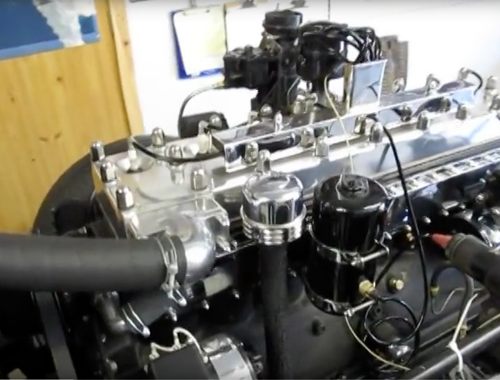 CW engine