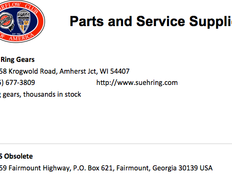 Need Airflow Parts?