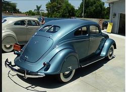 1936 DeSoto S2 Coupe