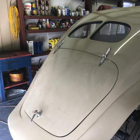 Felderstein C9 Coupe Progresses