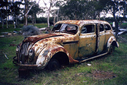 1935 Chrysler C2 Imperial RHD Sedan