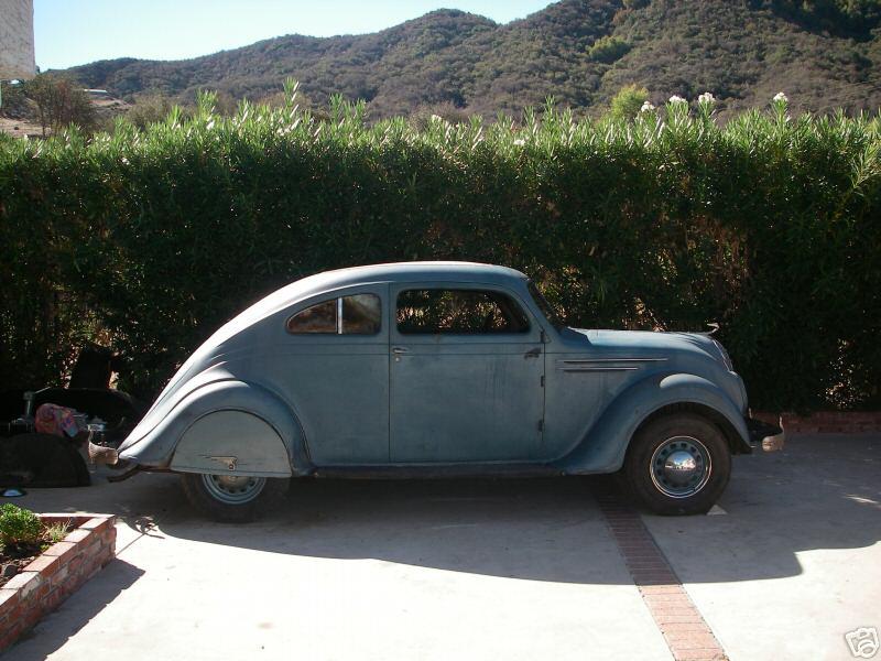 1935 DeSoto SG Coupe