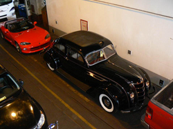 1935 Chrysler C2 coupe