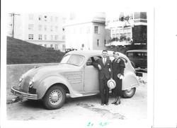 1934 Chrysler CU Sedan