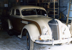 ex Lloyd Savige C9 Sedan whereabouts now notknown img259