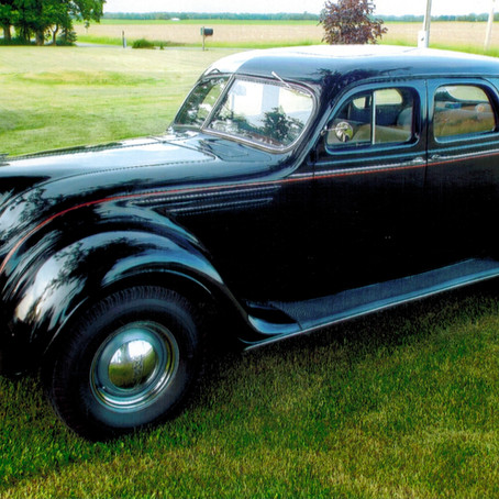 1937 Chrysler Airflow for sale