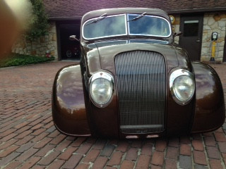 Modified DeSoto Airflow Coupe For Sale