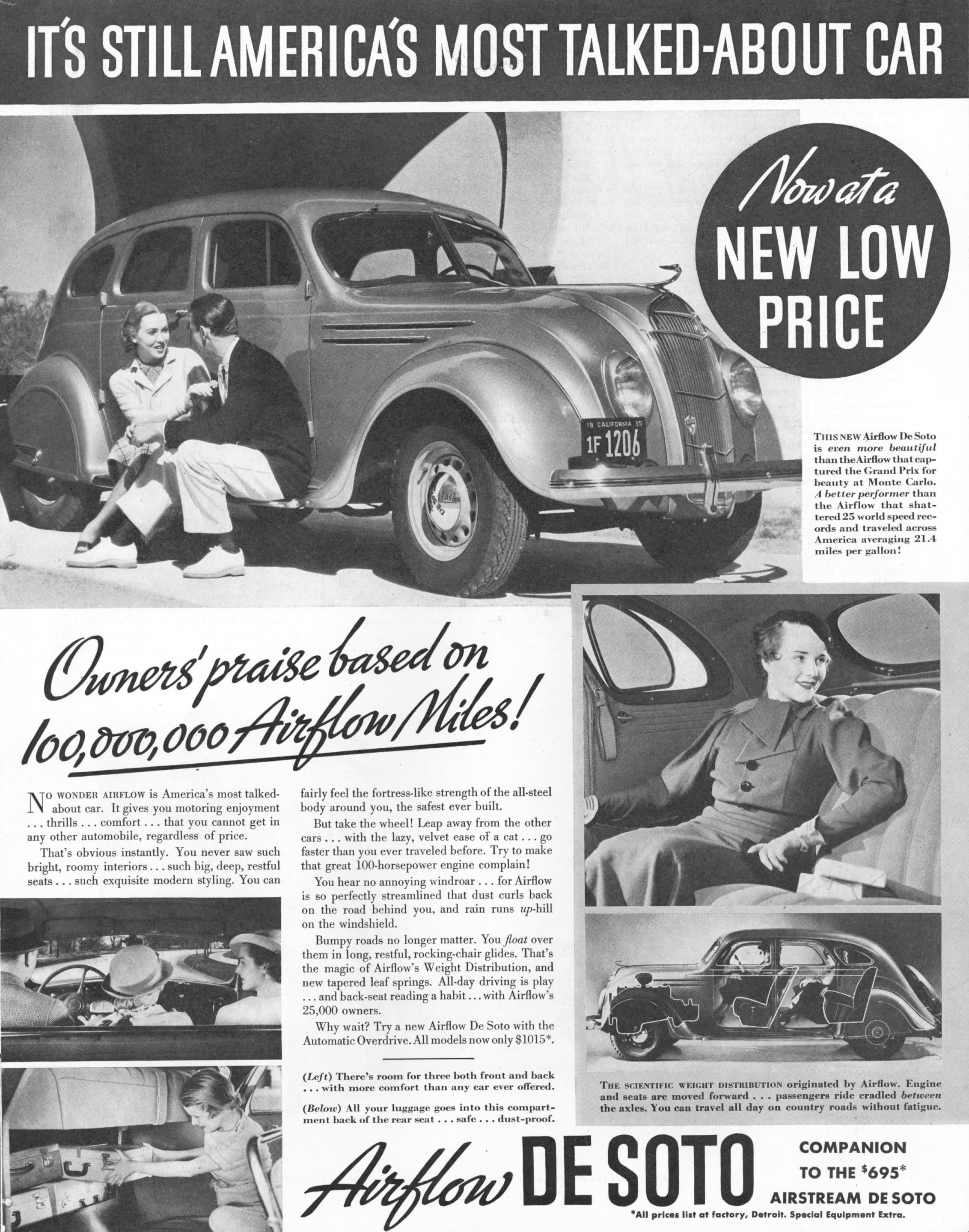 1935 DeSoto SG