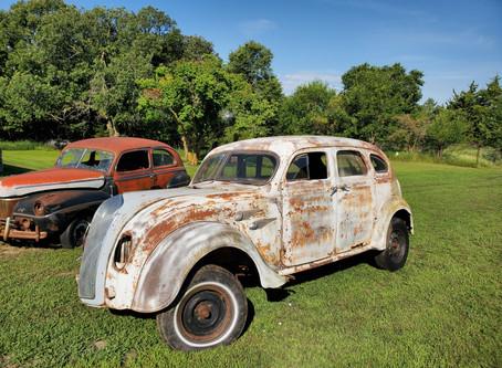 '36 DeSoto Parts Car for sale