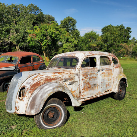 '36 DeSoto Parts Car for sale