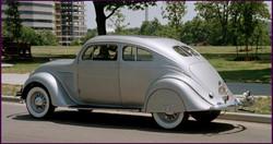 1934 DeSoto SE coupe
