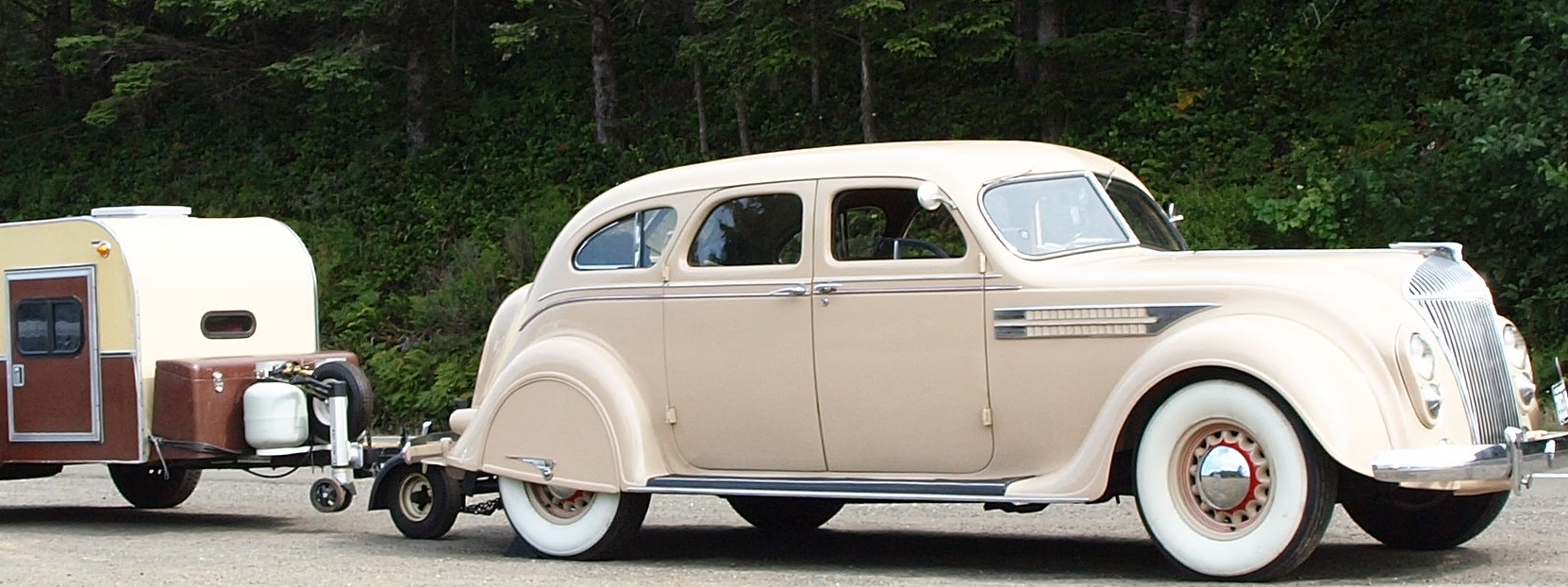 1936 Chrysler C10 Imperial Sedan