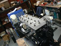 1935 DeSoto SG engine
