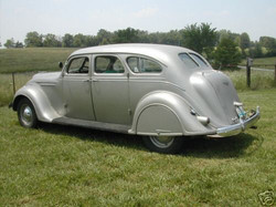 1937 Chrysler C17 sedan