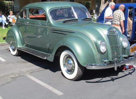 Rare DeSoto Business Coupe for sale