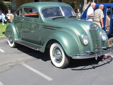 Rare DeSoto Business Coupe for sale