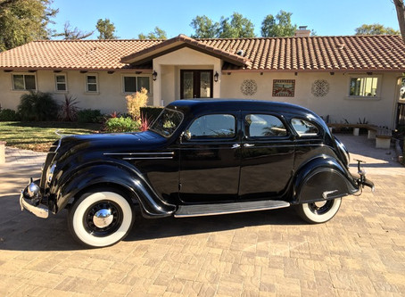 1935 DeSoto Airflow SG For Sale