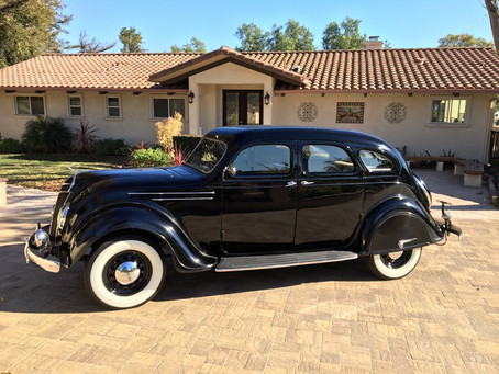1935 DeSoto Airflow SG For Sale
