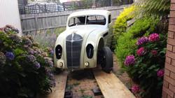 1936 Chrysler C9 RHD Coupe