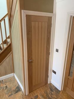 Suffolk oak door
