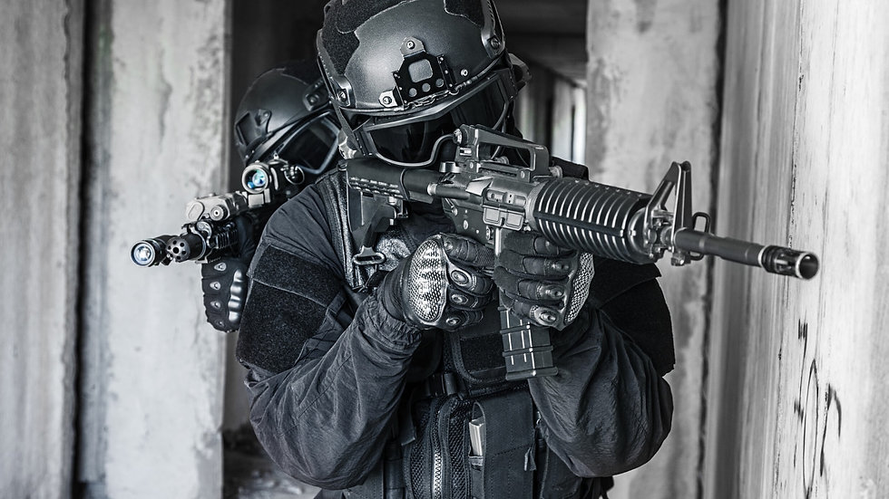 Tactical Training for Police