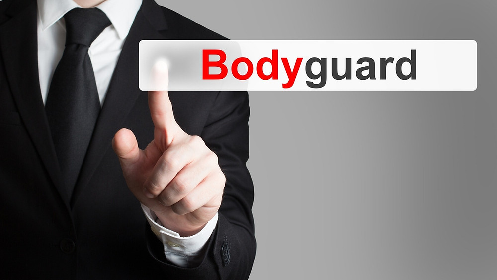 How to hire a professional bodyguard?
