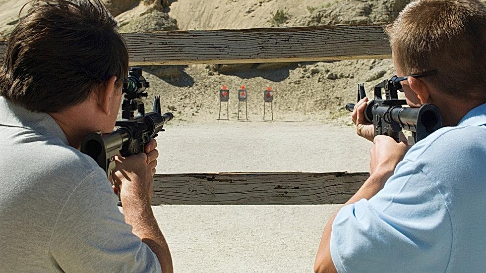 Civilian Tactical Training