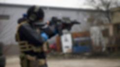 Counter-ambush Training Course