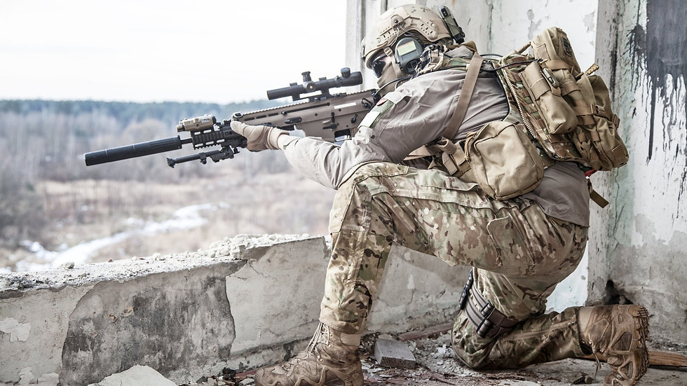 Military Tactical Training