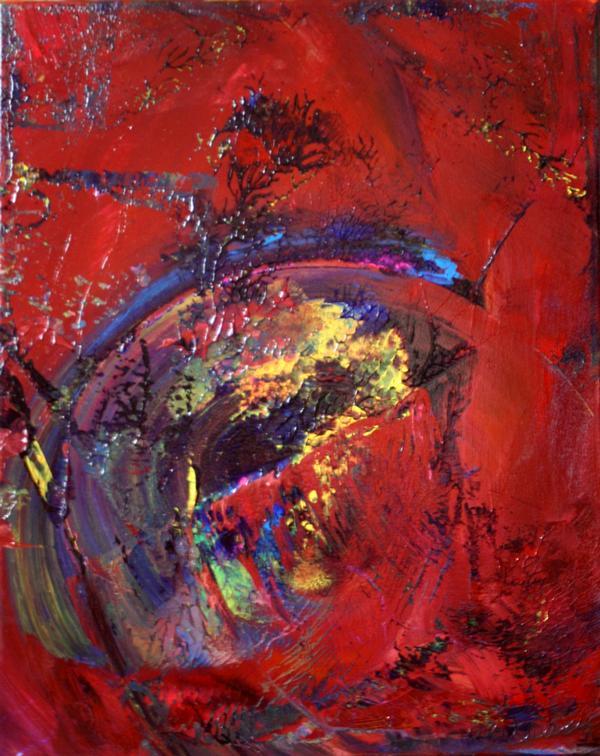 L'envol de l'âme (40x50)