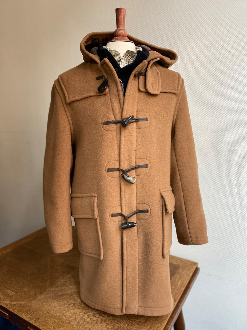 London Tradition Duffle Coat Camel