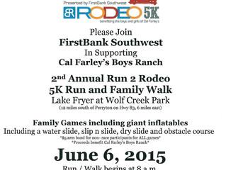 2nd Annual Run 2 Rodeo