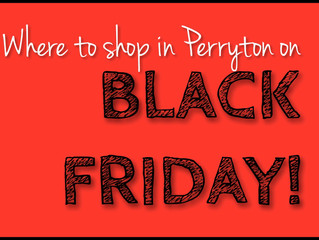 Black Friday Deals: Perryton Edition!