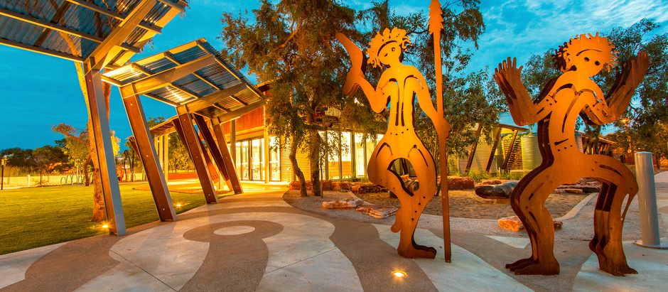 New Cultural Centre for Broome