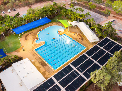 Broome Recreation & Aquatic Centre