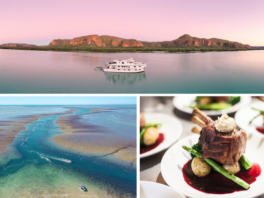 Cruise the Kimberley Coast with Kimberley Quest