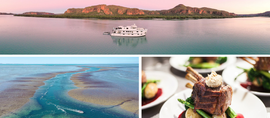 Cruise the Kimberley Coast with Kimberley Quest