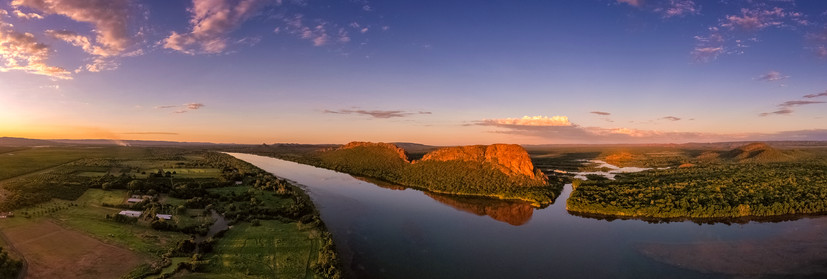 Elephant Rock, Lake Kununurra