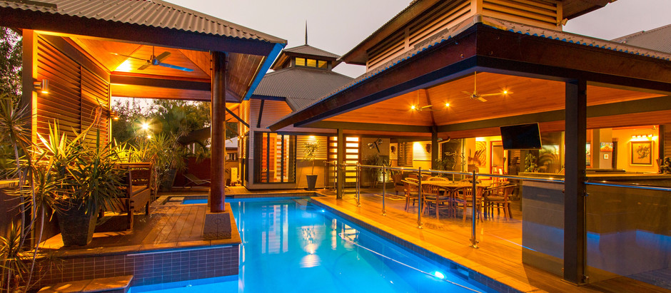 Broome's Best House??? Arguably one of Broome's most spectacular homes