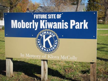 New Park Held Ribbon Cutting