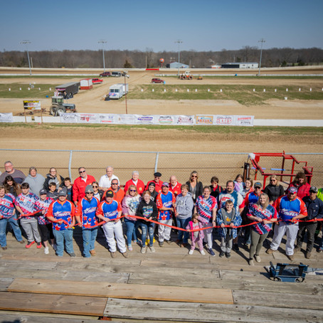 NEW PROMOTERS OF RCR CELEBRATE OPENING DAY