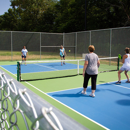 Improvements made to Fox Park courts