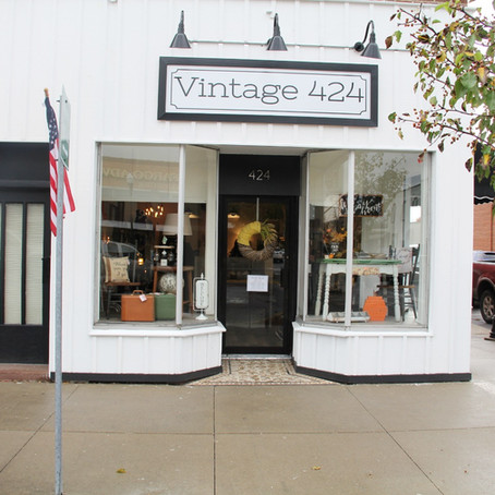 Vintage Boutique Held Grand Opening
