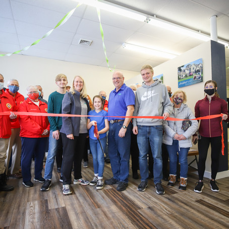 HOMEBUILDERS EXPAND TO MOBERLY