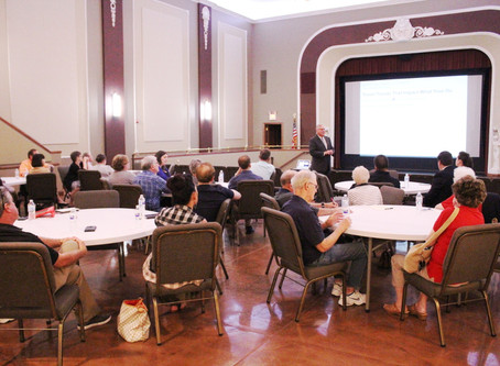Workshop Sparks Ideas for the Future