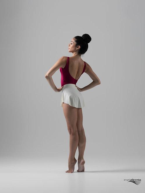 Saia fluity para ballet