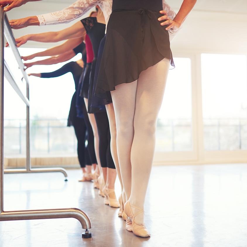 Ballet clássico adulto iniciante