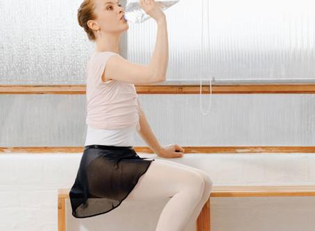 A hidratação durante as aulas