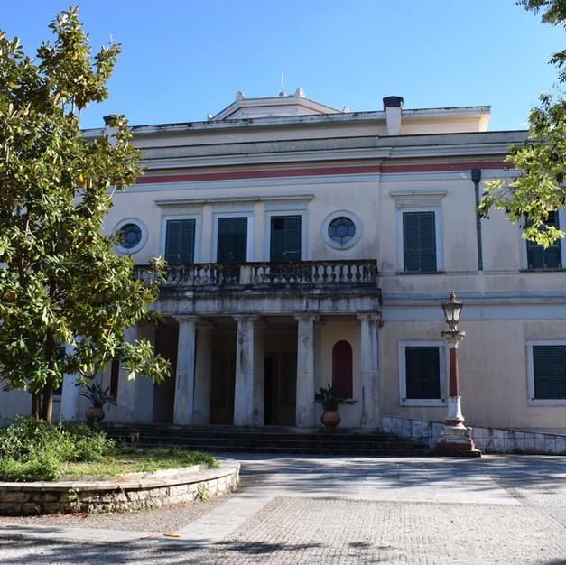 The Villa Mon Repos